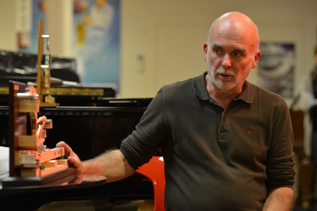 Les coulisses de la musique avec Daniel Parisot