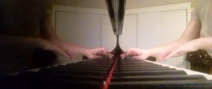 BEETHOVEN – Piano Concerto n°5 – 2nd mvt –  transcription solo piano – Véronique BRACCO, piano