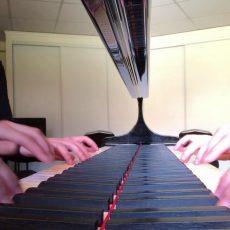 Piotr, le petit oiseau qui swinguait – composé par Véronique BRACCO (4 mains – pédagogique)