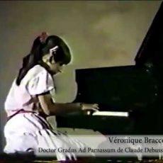 Véronique Bracco Doctor Gradus Ad Parnassum Debussy  (souvenir d'enfance)