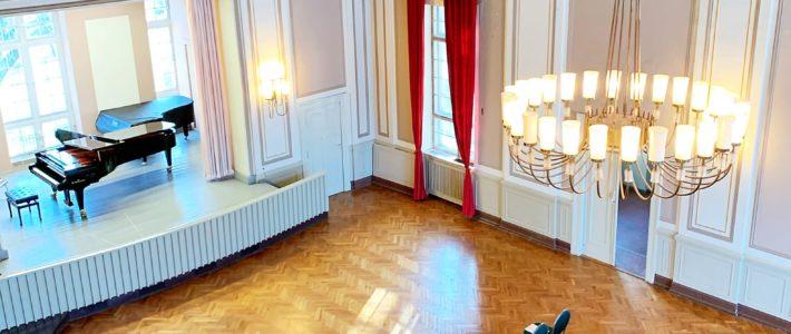 """Première de ma pièce """"La toupie"""" à Berlin par la flûtiste Rita D'Arcangelo"""